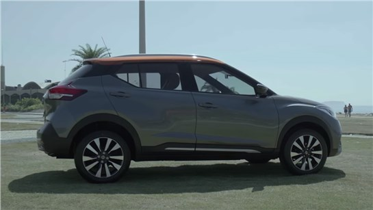 Анонс видео-теста Nissan Kicks 2016 - PREview Александра Михельсона